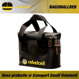 Husa Protectie si Transport pentru acumulatori Li-Ion Small Rebelcell - BAGSMALLREB