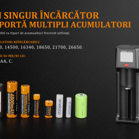 Incarcator Inteligent Fenix ARE-D1 3