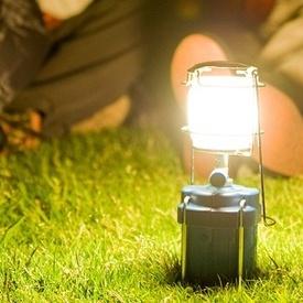 Lanterna Campingaz lumogaz plus