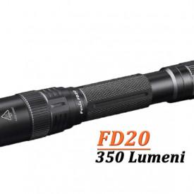 Lanterna Fenix FD20 350 lumeni 115 metri