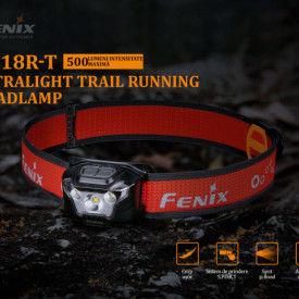 Lanterna frontala Fenix HL18R-T 500 lumeni 82 metri - ADV-444-001 2