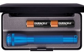 Lanterna Mini Maglite AA- Albastru