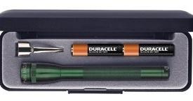 Lanterna Mini Maglite AAA- Verde