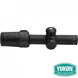 Luneta de arma Yukon Jaeger 1-4x24 T01I