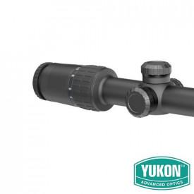 Luneta de arma Yukon Jaeger 3-12X56 T01I