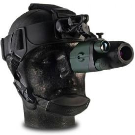 Monocular Night Vision Yukon NVMT Spartan 1x24 Head Mount Kit