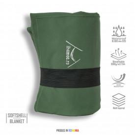 Patura Softshell Verde - IHA04