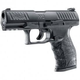 Pistol Airsoft Co2 Umarex Walther PPQ M2 T4E CAL.43 CO2 Black 4J - VU.2.4760