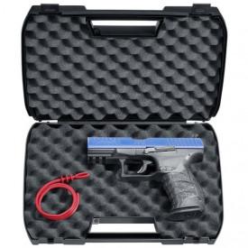 Pistol Airsoft Co2 Umarex Walther PPQ M2 T4E LE CAL.43 CO2 Blue 4J - VU.2.4761 in cutie