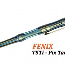 Pix Tactic Fenix T5TI Titan albastru