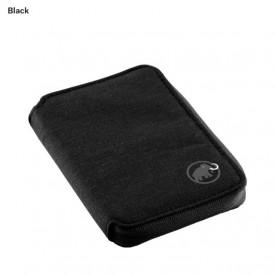 Portofel Mammut Zip Wallet Melange Black