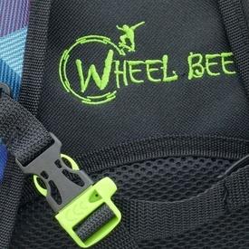 Rucsac Wheel Bee Night Vision multicolor cu LED