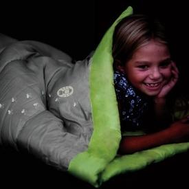 Sac de dormit pentru copii Coleman Glow in the Dark