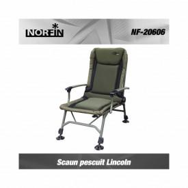 Scaun pescuit Norfin Lincoln - NF-20606
