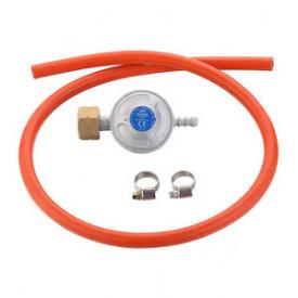 Set regulator de presiune gaz si furtun 100 cm Cadac 30mBar - 8510