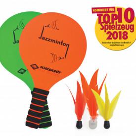 Set Schildkröt Jazzminton 2 palete + fluturasi - 970155