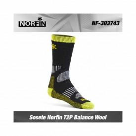Sosete Norfin T2P Balance Wool