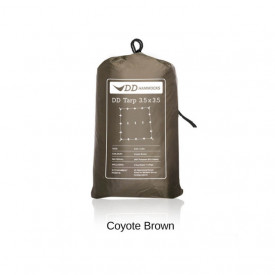 Tenda 3.5×3.5 Prelata Coyote Brown - 0707273931597