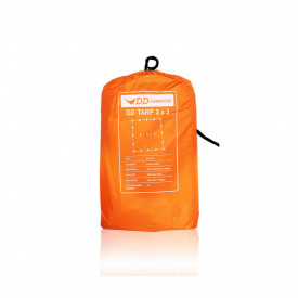 Tenda 3×3 Sunset Orange DD Hammocks - 0707273933782