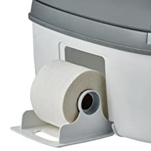 Toaleta portabila Enders Supreme 22 litri suport hartie