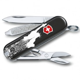 Briceag Victorinox Classic New York - 0.6223.L1803 - Limited Edition 2018