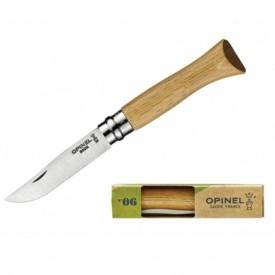 Briceag Opinel Nr.06 Inox Stejar, 7cm - 002024
