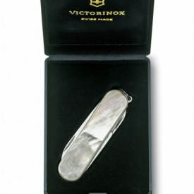 Briceag Victorinox Classic Mother of Pearl, sidef - 0.6200.68 - Limited Edition in cutie