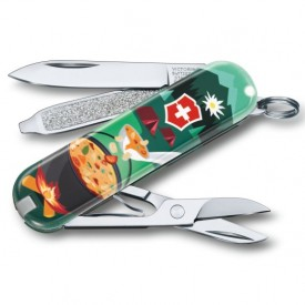 Briceag Victorinox Classic Swiss Mountain Dinner - 0.6223.L1907 - Limited Edition 2019