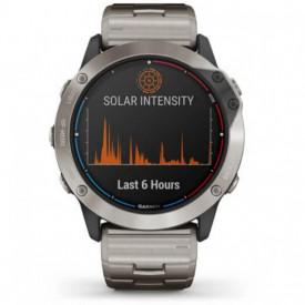 Ceas Garmin Quatix 6X Solar Titanium 51mm - HG.010.02157.31 2