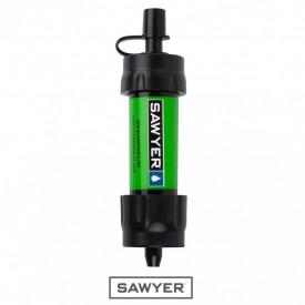 Filtru pentru apa Sawyer Mini verde - SP101