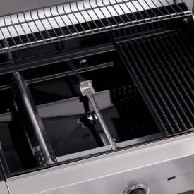 Gratar pe gaz Char-Broil Performance 340S, 3 arzatoare din inox, TRU-Infrared - 140744 arzator