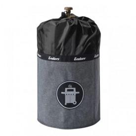 Husa neagra pentru butelie de gratar tip 11 kg 63 x 32 cm Enders 5117