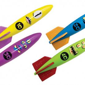 Jucarii pentru Piscina SwimWays Toypedo Bandits - 970253