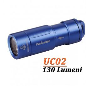 Lanterna Fenix Fenix UC02 130 lumeni 48 metri