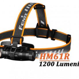 Lanterna frontala Fenix HM61R Reincarcabila 1200lumeni 145 metri