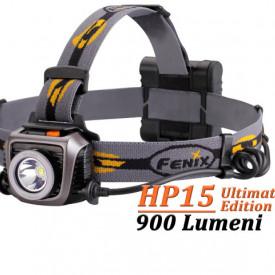 Lanterna frontala Fenix HP15 900 lumeni 178 metri