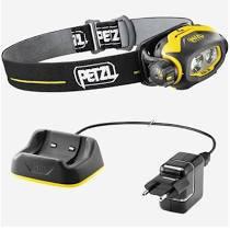 Lanterna frontala Petzl Pixa 3R cu acumulator - 55 lumeni