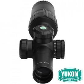 Luneta de arma Yukon Jaeger 1-4x24 X01I