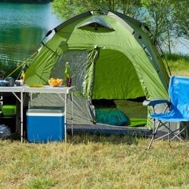 Masa camping 2 in 1 Coleman - 2000024719