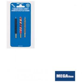 Megaline Set perii pentru curatat arma calibru 9 3buc/blister