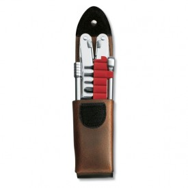 Patent Victorinox SwissTool Spirit Plus XC Plus Clichet + Teaca - 3.0239.L in teaca