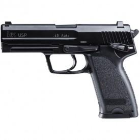 Pistol Airsoft gaz Hekler & Koch USP .45 6MM 25BB 1 J - VU.2.5689