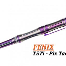 Pix Tactic Fenix T5TI Titan violet