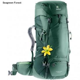 Rucsac Deuter Futura Vario 45+10 SL Woman Seagreen Forest