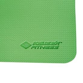 Saltea pentru yoga verde 4mm Schildkröt