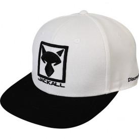 Sapca Jackall Square Logo White/Black - JA.807216097
