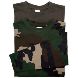 Set 2 tricouri Treesco cu maneca lunga