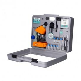 Set microscop optic Bresser Junior 40-640x - 8851310