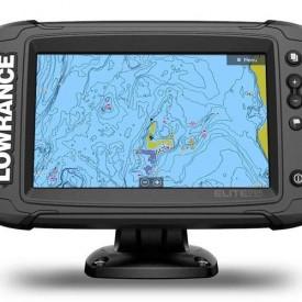 Sonar Lowrance Elite 7 Ti2 Active Imaging 3-in-1
