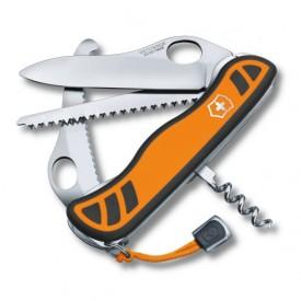 Briceag Victorinox Hunter XT Grip One Hand, galben/negru - 0.8341.MC9